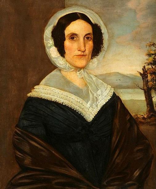 Maria Smock (Mrs. Henry Smock)
