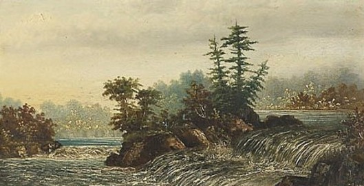Nipigon River, North Shore Lake Superior