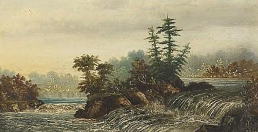 Nipigon River, North Shore Lake Superior