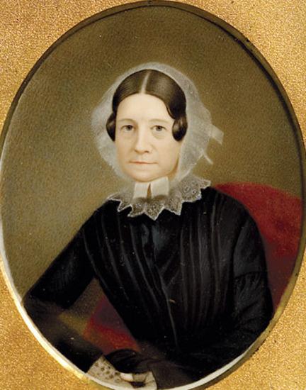 A Virginia Lady
