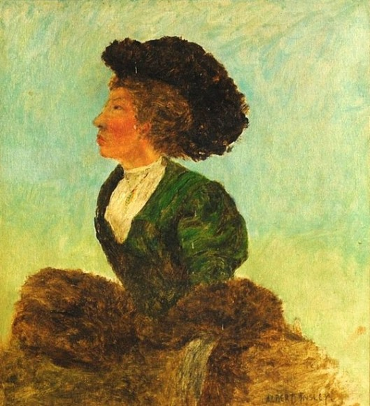 Victorian Aristocrat - Mrs. Blauvelt