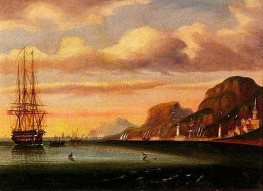 Corsica, Birthplace Of Napoleon