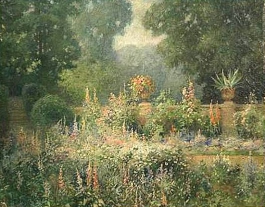 Flowering Garden