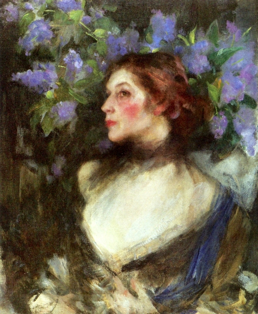 Florence Shannon (The Artist's Wife)