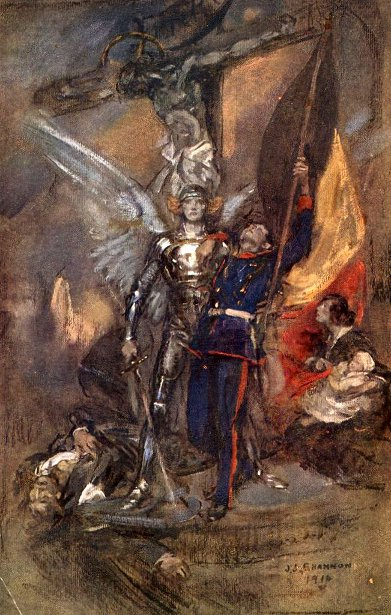 St. Michael of Belgium