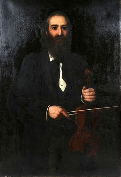 Violin Player - Man With Violin