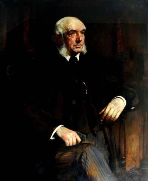 William Fisher Favell, Surgeon Of Sheffield Infirmary