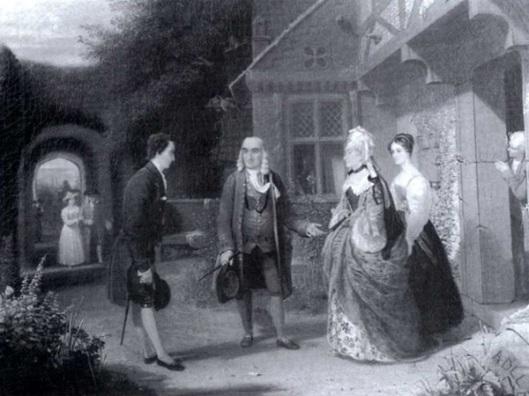A Gentleman Caller