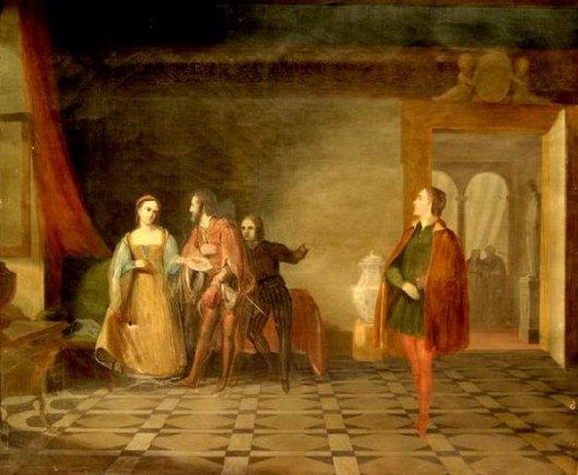 Illustration for Shakespeare