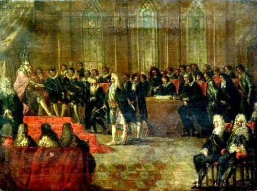 Seventeenth Century Russian Court