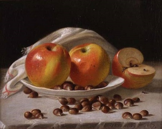 Apples And Chestnuts