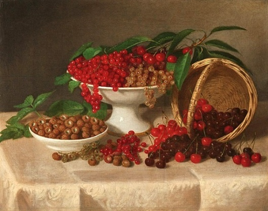 Berries, Cherries And Currants