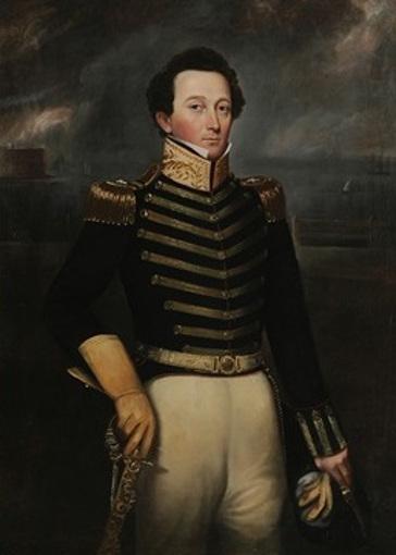 General Gilbert Hopkins