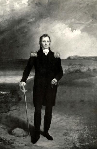 Governor Daniel D. Tompkins