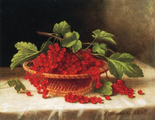 Still Life With Currants