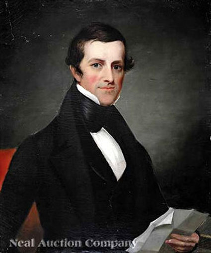 Thomas B. Robertson, Governor Of Louisiana