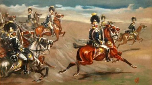 Flight Of The 10th Light Dragoons