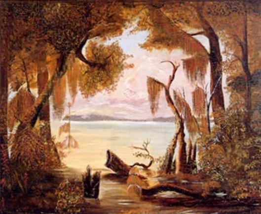 Lake Of The Dismal Swamp