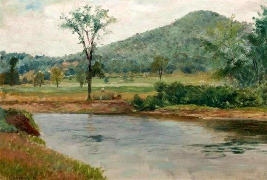 Milton, Blue Hills