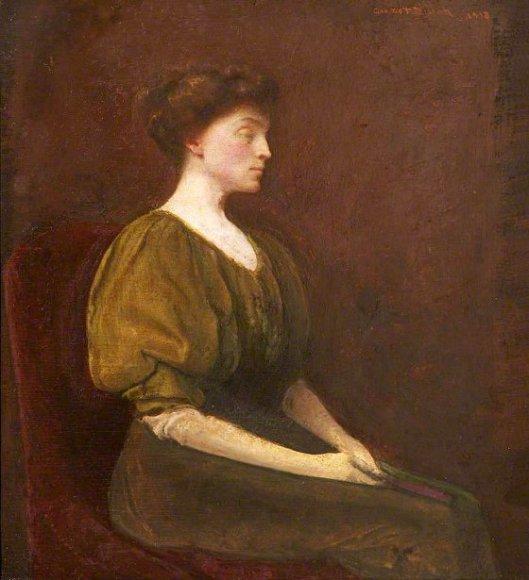 Mrs. Fiske Warren, née Osgood