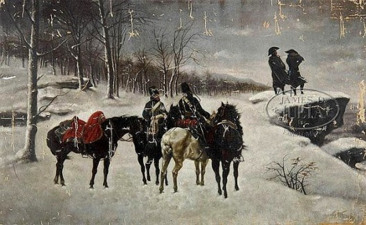 Napoleon In The Russian Winter