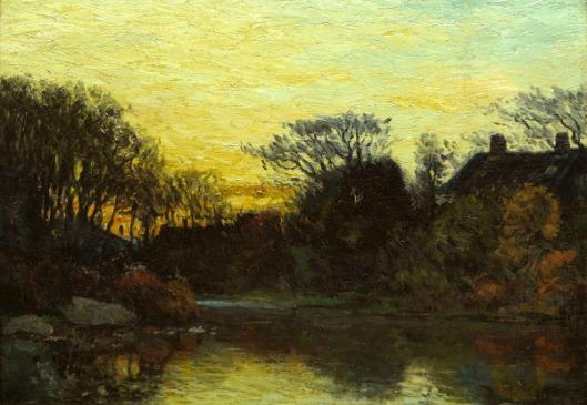 Neponset River, Hyde Park, Massachusetts