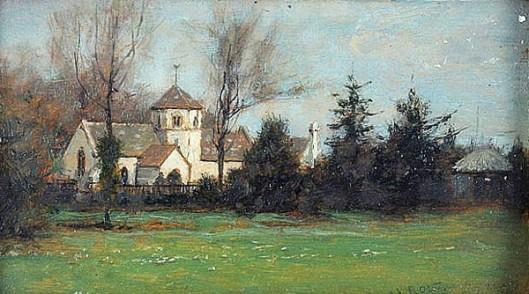 Ogleworth Church, Gloucestershire