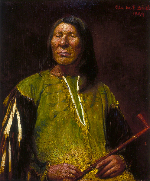 Old Washakie