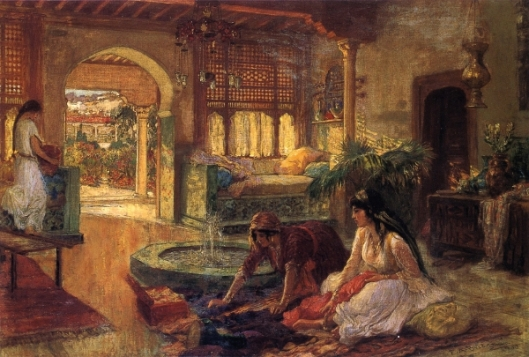Orientalist Interior