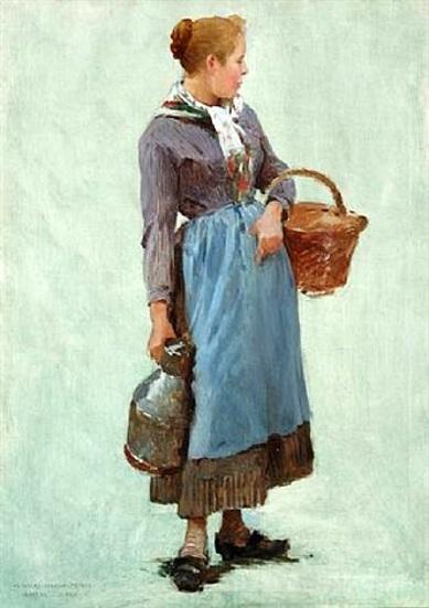 Peasant Girl