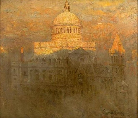 The First Church Of Christ, Scientist In Boston
