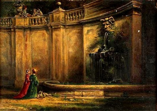 The Fountain Of Egeria