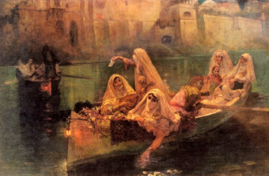 The Harem Boats