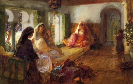 The Harem - In The Seraglio