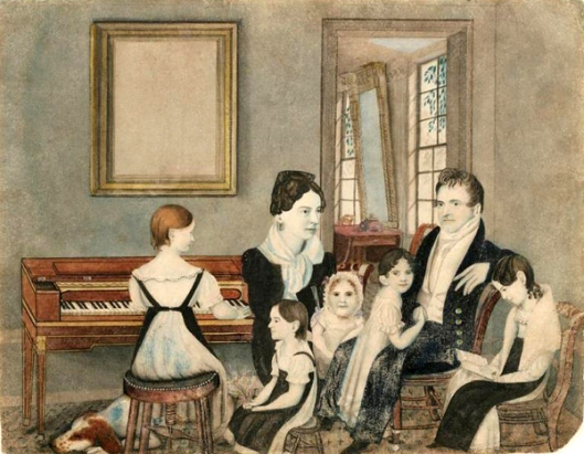 The Philip Schuyler Family