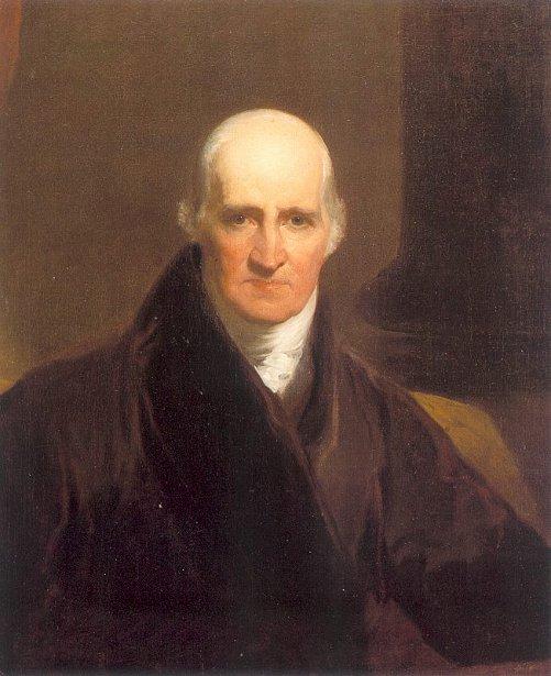 Benjamin West (after Sir Thomas Lawrence)