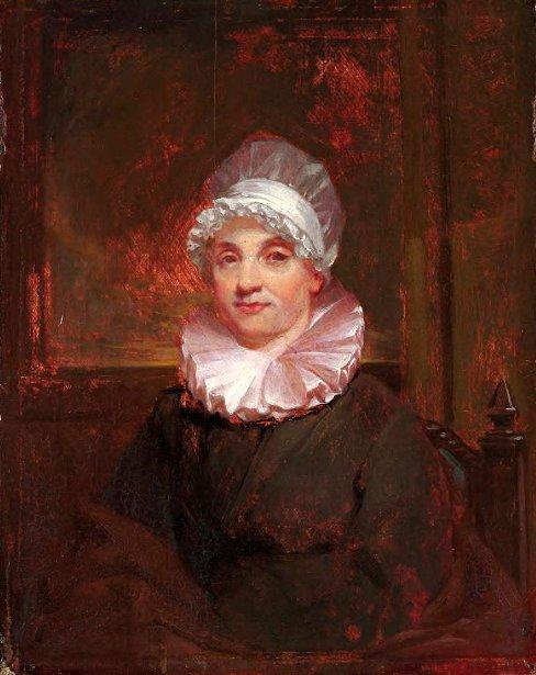 Elisabeth Ann Breese Morse (Mrs. Jedidiah Morse)