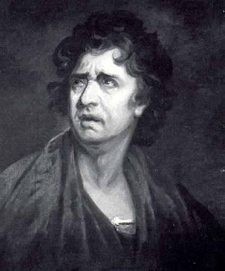 Junius Brutus Booth as Brutus