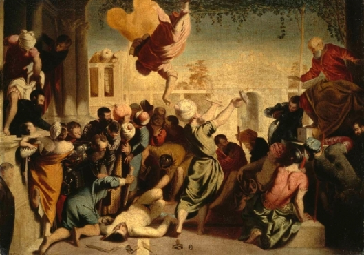 Miracle Of Saint Mark