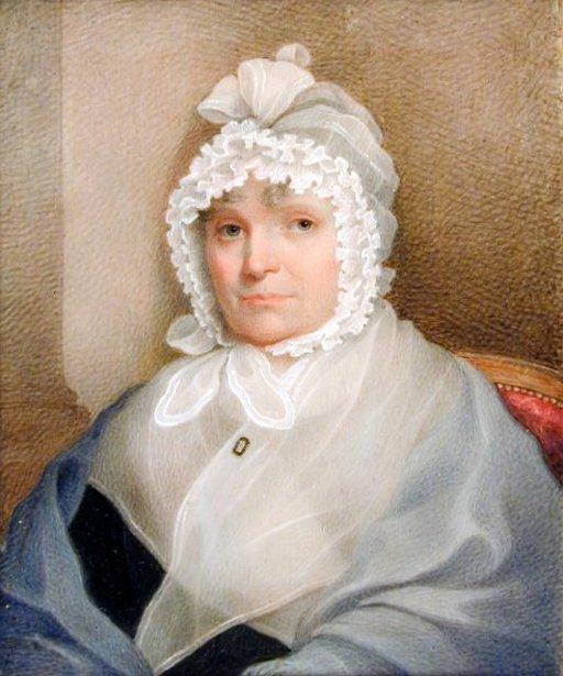 Mrs. William Alston (Mary Brewton Motte)