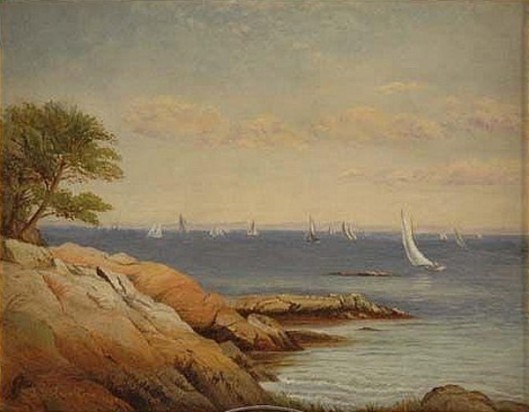 Breezy Day, Nahant