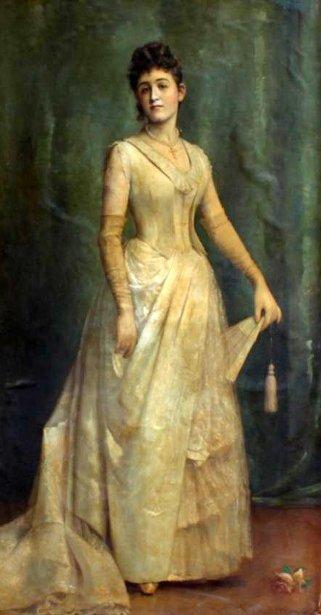 Miss Caroline Welton