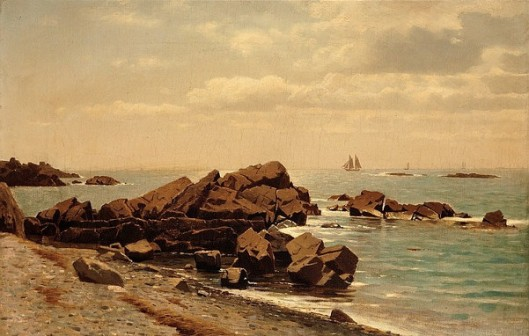 Narragansett Coastline