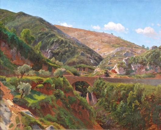 North Italian Landscape