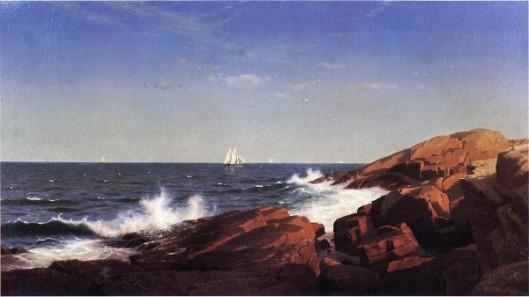 Rocks At Narragansett