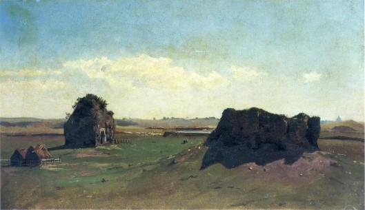 Torre degli Schiavi, Campagna Romana