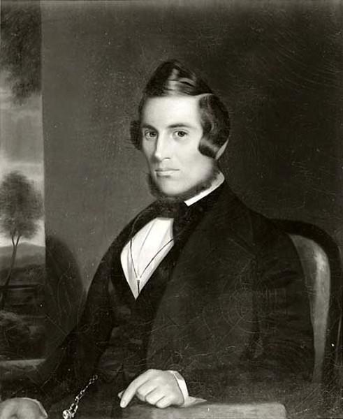 Nehemiah Perry