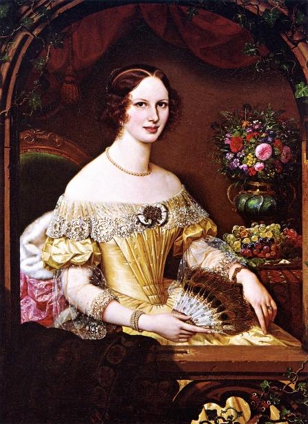 Frau Catharina von  Breithaupt