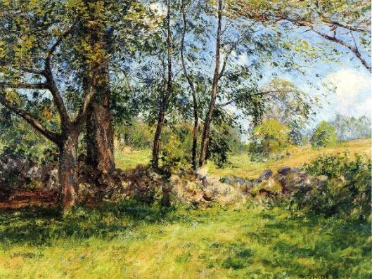 Summer Landscape - Summertime