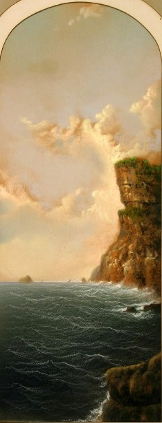 A Seaside Cliff